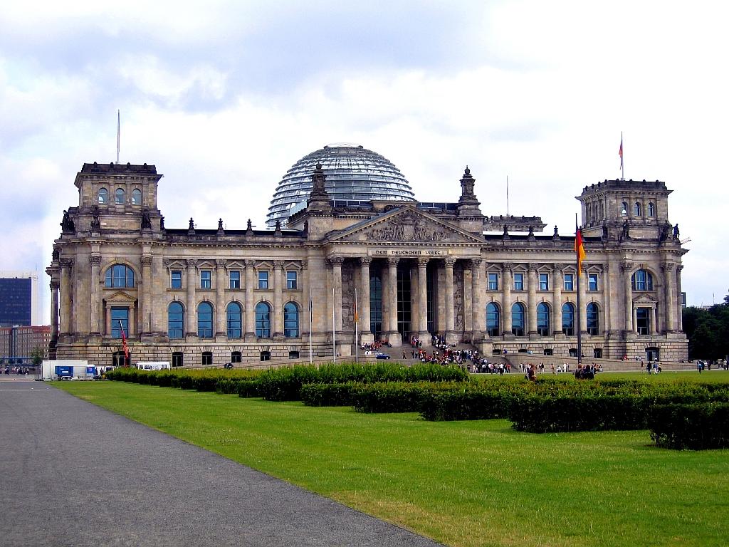 Ferienloft Berlin berlin bilder kanzleramt bis reichstag