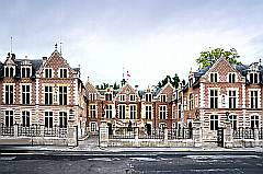 Altes Rathaus in Orleans
