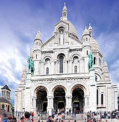Historische Reise durch Paris