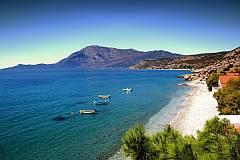 Griechische Inseln Reise